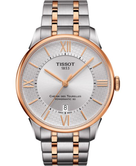 Tissot Chemin Des Tourelles Powermatic 80 42MM