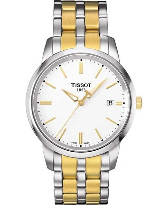 TISSOT Classic Dream White Quartz Watch 38mm