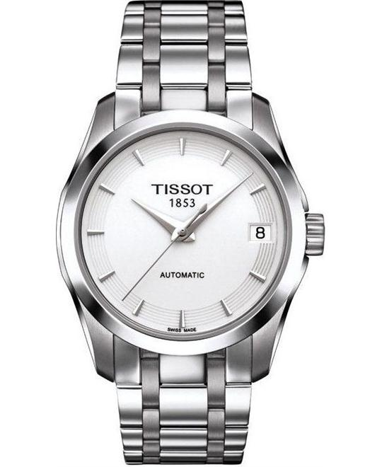 Tissot T035.207.11.011.00 Couturier Watch 32MM