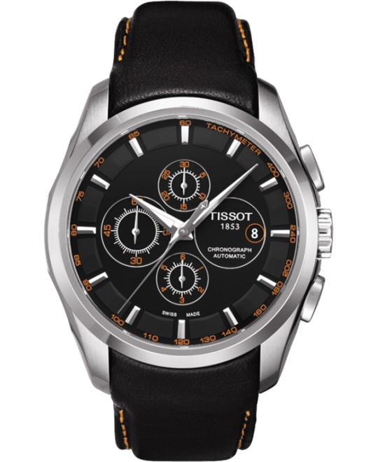 Tissot Couturier Automatic Mens Watch 43mm