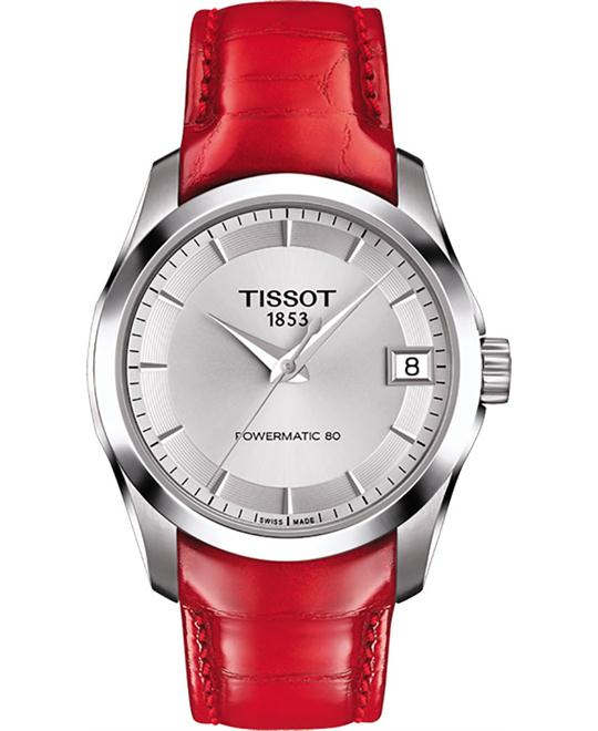 TISSOT T035.207.16.031.01 Couturier Watch 32mm