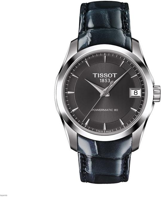 TISSOT T035.207.16.061.00 Couturier Watch 32mm