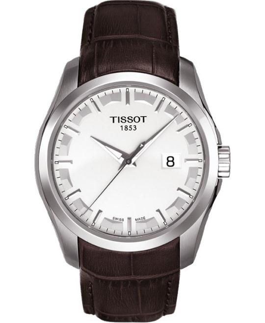 TISSOT Couturier Quartz Gent Swiss Men's Watch 39mm