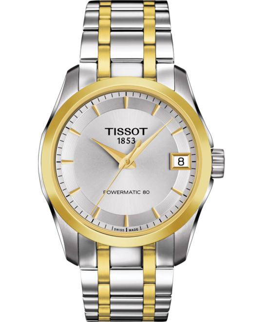 Tissot Couturier T035.207.22.031.00 Ladies Watch 32mm