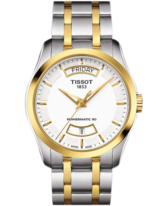 Tissot Couturier T035.407.22.011.01 Men's Watch 39mm