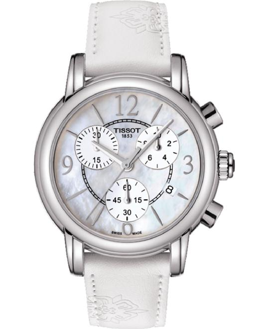 TISSOT T050.217.17.117.00 Dressport Watch 35mm
