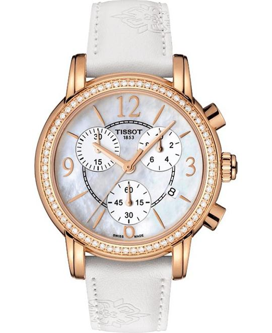 TISSOT  T050.217.67.117.01 Dressport Diamonds 35mm