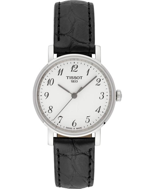 Tissot Everytime Lady White Dial Ladies Watch 30mm