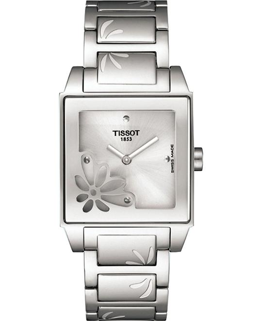 Tissot T017.309.11.031.00 Fabulous Garden Ladies Watch 25mm