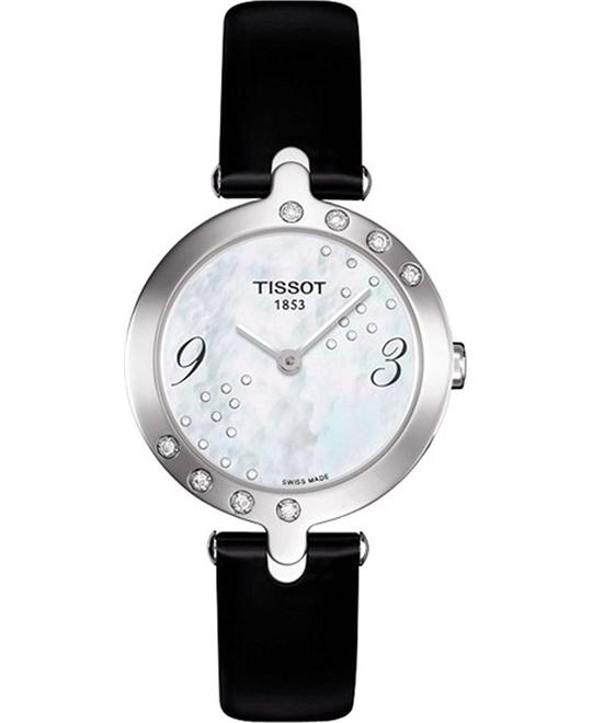 Tissot T003.209.67.112.00 Flamingo Arabic Diamonds 28mm