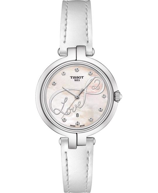TISSOT Flamingo Ladies Watch 26mm