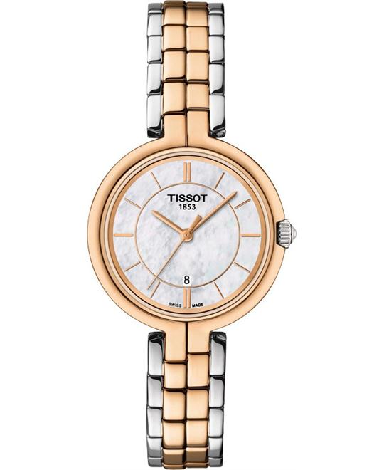 TISSOT T094.210.22.111.00 Flamingo Watch 26mm