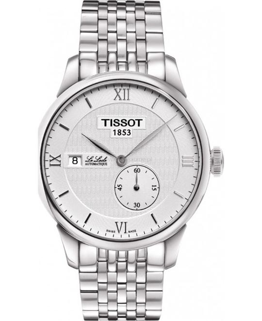 TISSOT Le Locle Automatic Petite Seconde watch 39.3mm