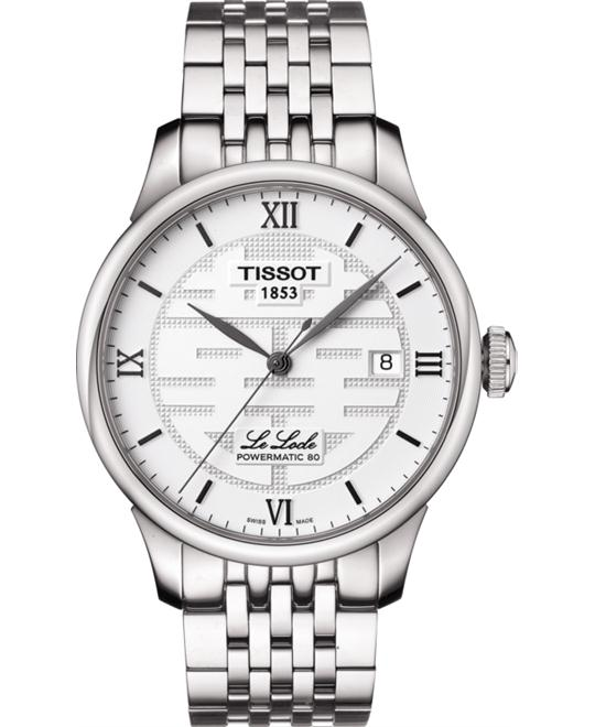 TISSOT LE LOCLE T006.407.11.033.01 Watch 39.3mm