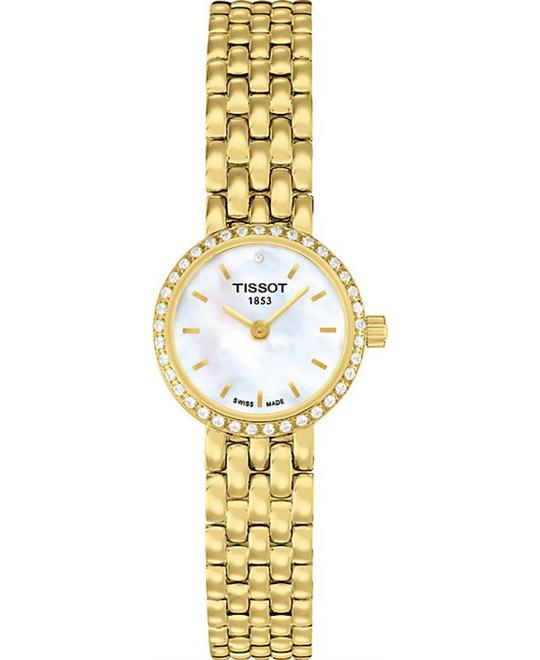 Tissot Lovely Mother-Of-Pearl Trend Dress Watch 19.5mm