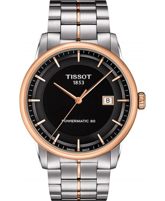TISSOT T086.407.22.051.00 LUXURY AUTO GENT 41mm
