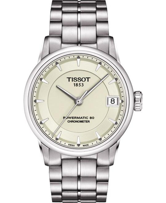TISSOT LUXURY AUTOMATIC LADY COSC watch 33mm