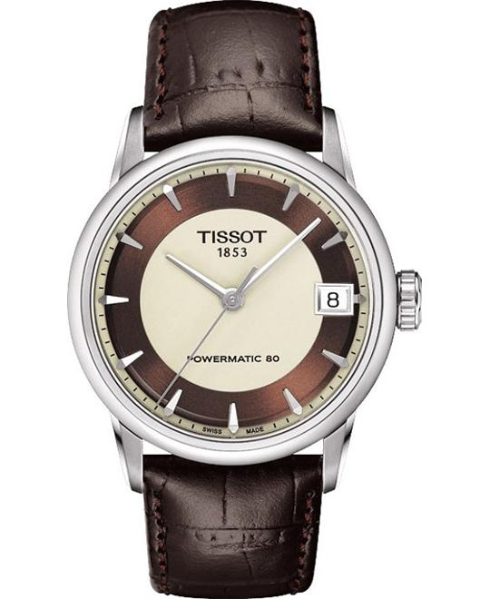 TISSOT LUXURY AUTOMATIC LADY watch 33mm