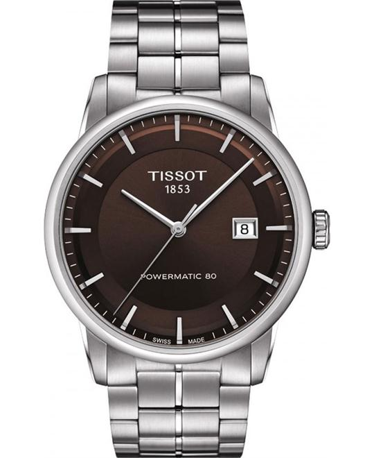 TISSOT Luxury Automatic Men's Watch 41mm