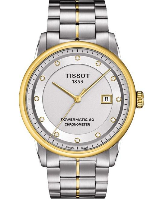 TISSOT LUXURY POWERMATIC 80 COSC 41MM