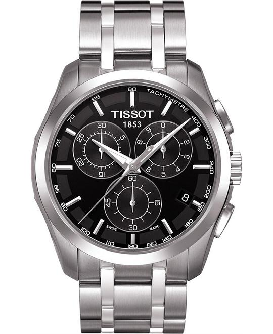 Tissot Men's Chronograph Stainless Watch 42mm