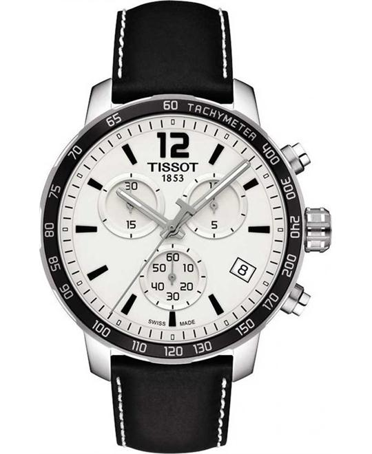 Tissot Men's Quickster Swiss Quartz  Watch 42mm