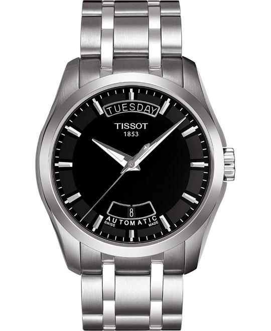 Tissot Couturier Automatic Men's Stainless Watch 39mm