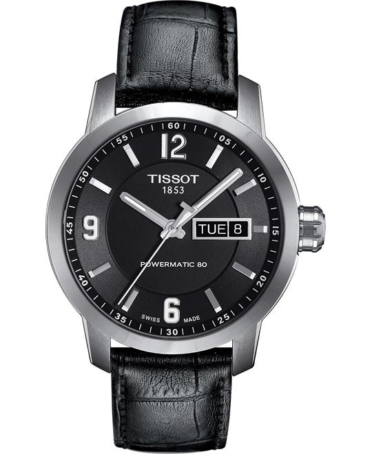 TISSOT PRC200 Powermatic 80 Automatic Men's Watch 39mm
