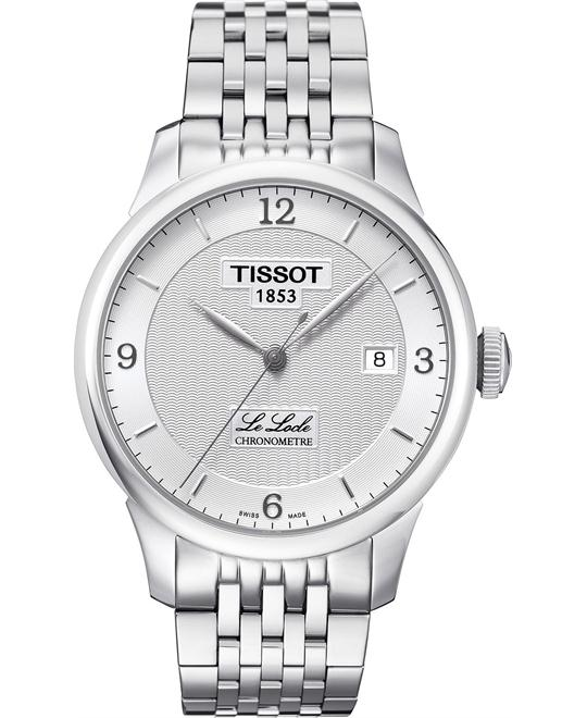 Tissot Men's Swiss Automatic Stainless Watch 39mm
