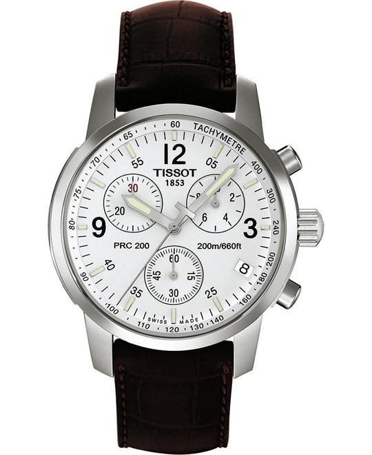 Tissot T-Sport PRC200 Men's Swiss Chronograph 40mm