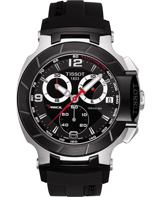 Tissot T-Race Men's Swiss Chronograph Watch 46mm