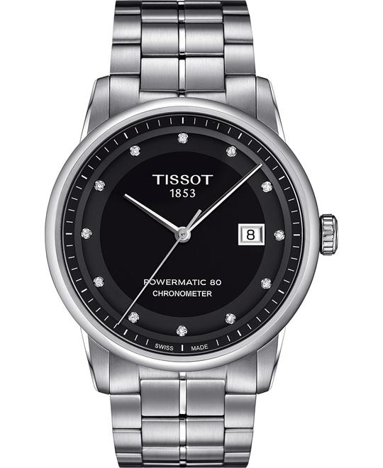 TISSOT LUXURY AUTOMATIC GENT COSC WATCH 41mm
