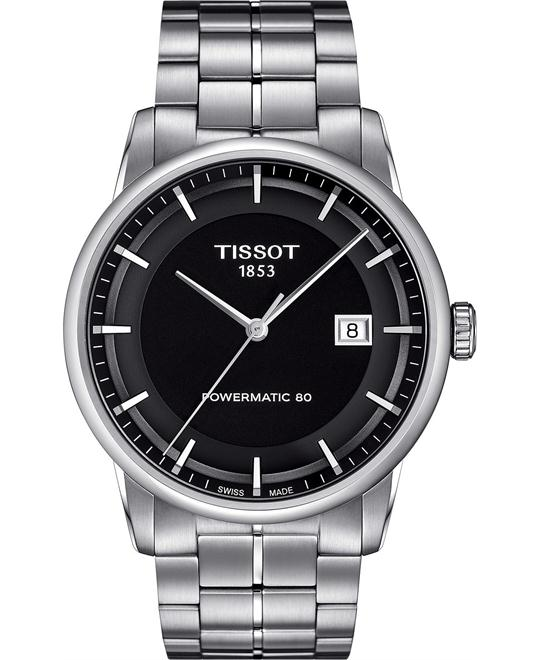Tissot Men's Swiss Luxury Stainless Watch 41mm