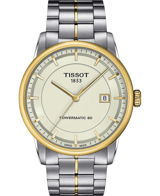 TISSOT LUXURY AUTOMATIC WATCH 41mm