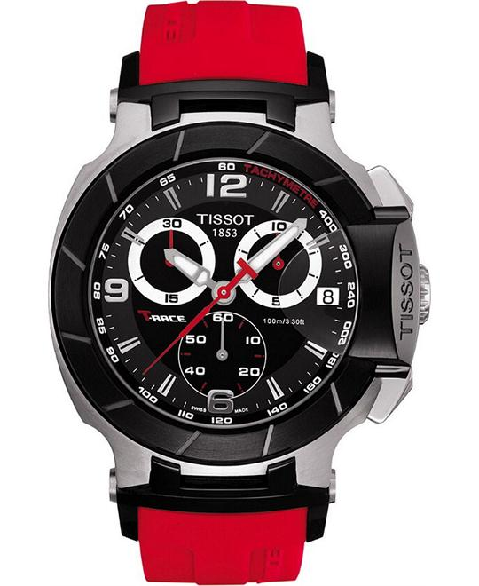 TISSOT T-RACE CHRONOGRAPH WATCH 45mm