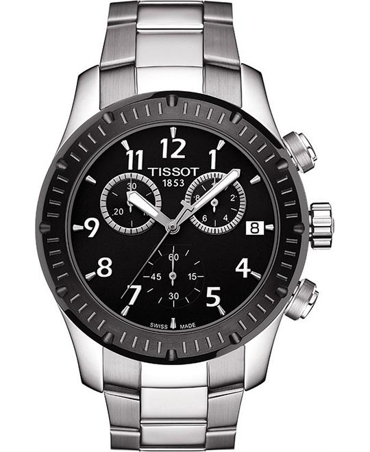 Tissot V8 Chronograph Men's Swiss Watch 42mm
