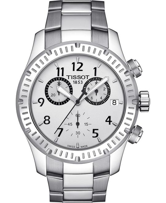 TISSOT V8 Swiss Men's Chronograph Watch 43mm