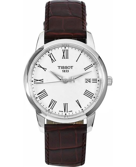 Tissot Men's T-Classic Dream White Watch 38mm