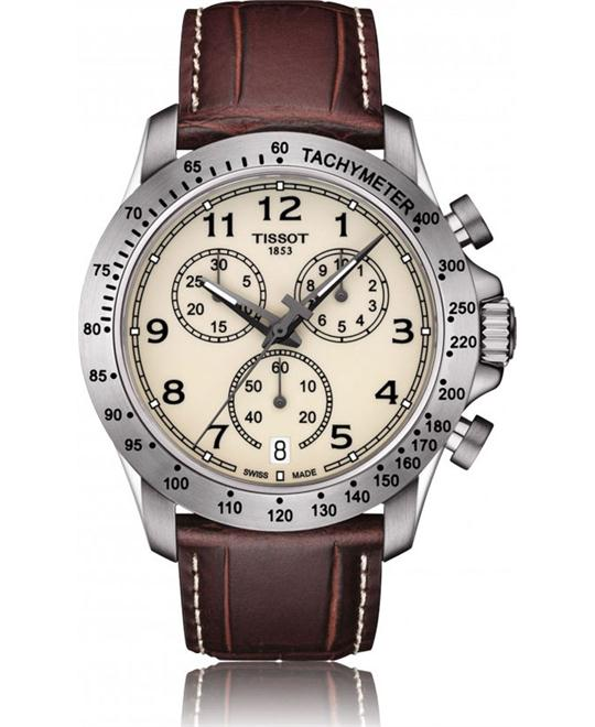 TISSOT T-Sport V8 CHRONOGRAPH WATCH 42.5mm
