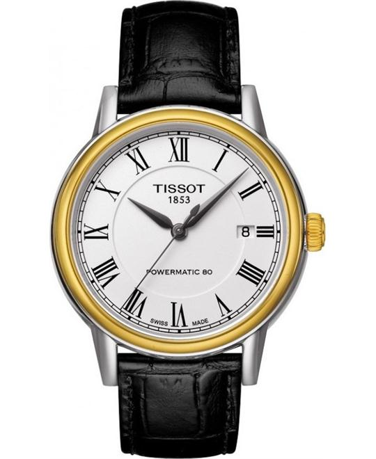 TISSOT Powermate 80 Automatic Men's Watch 40mm