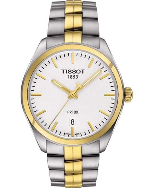 TISSOT PR 100 Automatic Ladies Watch 33mm