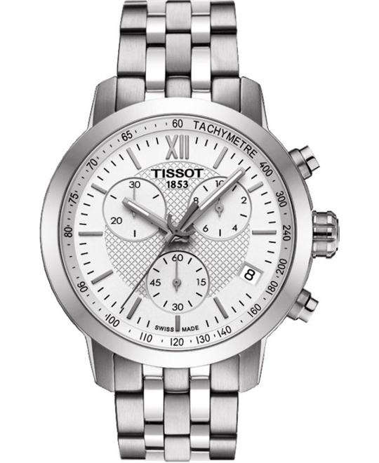 TISSOT PRC 200 FENCING CHRONOGRAPH GENT 42MM