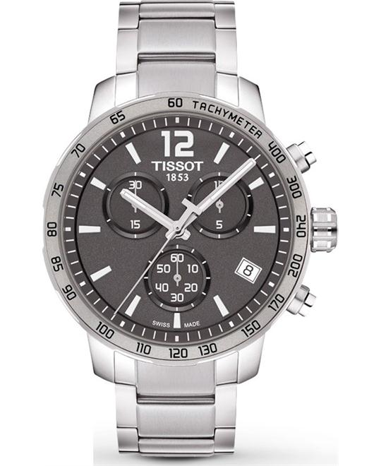 TISSOT T095.417.11.067.00 Quickster Watch 42mm