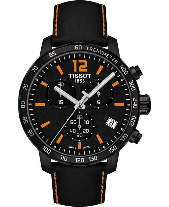 TISSOT T095.417.36.057.00 Quickster Watch 42mm