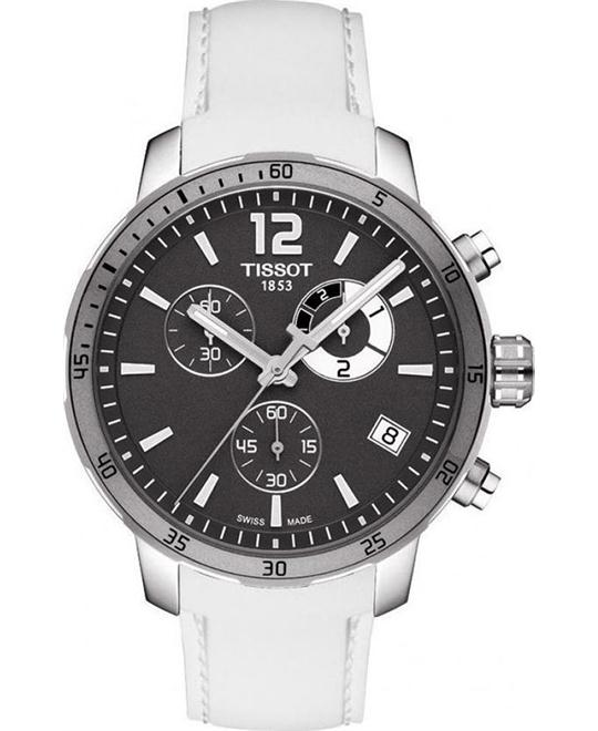 TISSOT T095.449.17.067.00 Quickster Watch 42mm