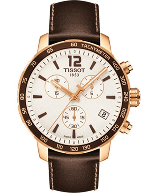 TISSOT T095.417.36.037.02 Quickster Watch 42mm
