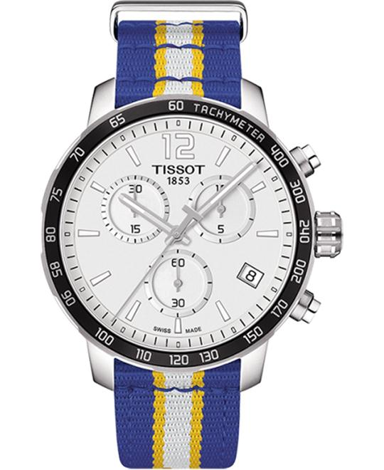 TISSOT Quickster Golden State Warriors  Watch 42mm
