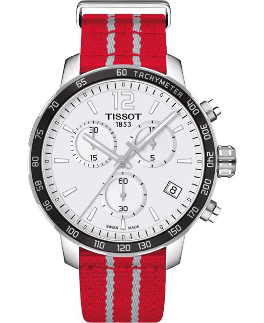 Tissot Quickster Houston Rockets watch 42mm