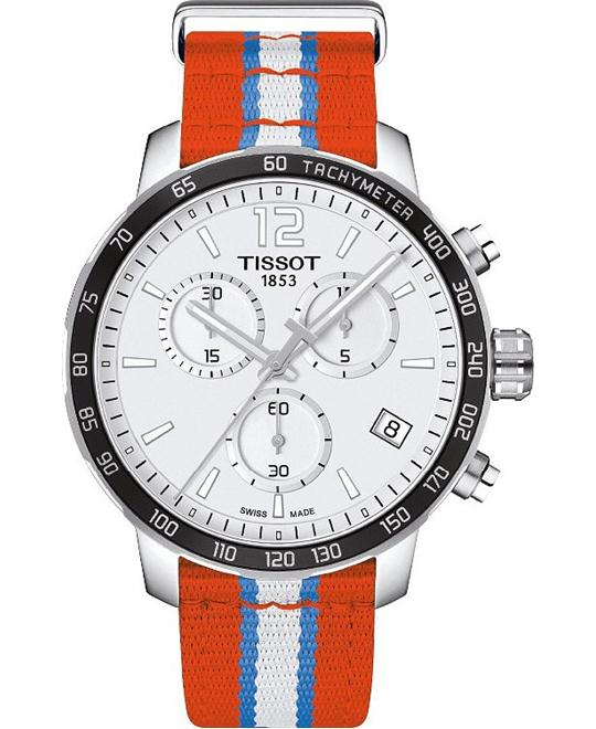 Tissot Quickster Oklahoma City Thunder watch 42mm