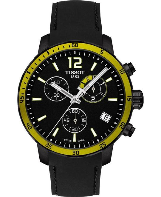TISSOT T095.449.37.057.00 Quickster World Cup 2014 42mm